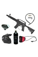 Tippmann Bravo One Elite with E-Grip Tactical Starter Pack