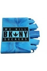 Knuckle Butt Tank Cover - WKS - Cyan -