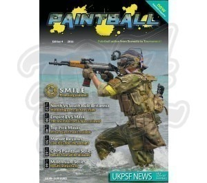 Paintball Magazine - Edition 4