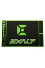 Exalt HD Tech Mat - Black / Lime