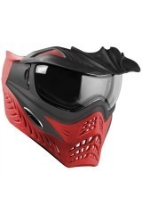 Vforce Grill Goggle SC Scarlet - Grey on Red