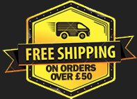 Free Delivery on Orders over �50