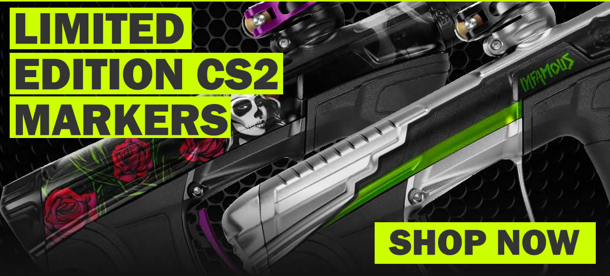 Limited edition CS2 Paintball Markers