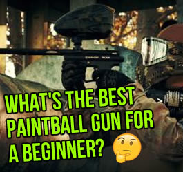 What's the Best Paintball Gun for a Beginner?