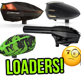 Paintball Hoppers – What You Need To Know