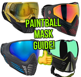 A guide to paintball masks