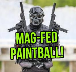 What You Need To Know about Mag-Fed Paintball