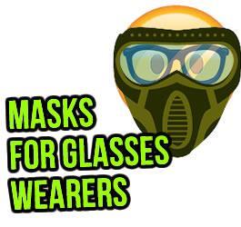 The Best Paintball Masks For Glasses
