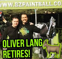 Oliver Lang Retires - Is he the greatest paintball player of all time?