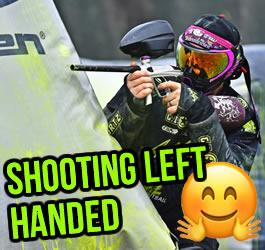 Left Handed Shooting