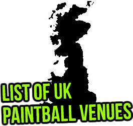 Paintball Sites UK