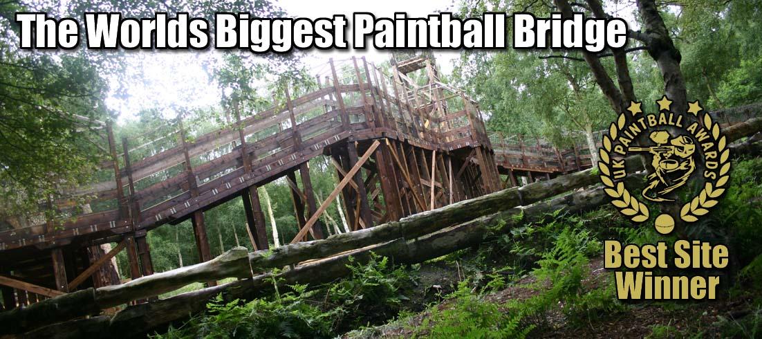 Top Ten Paintball Sites in England (No 6 - 10)