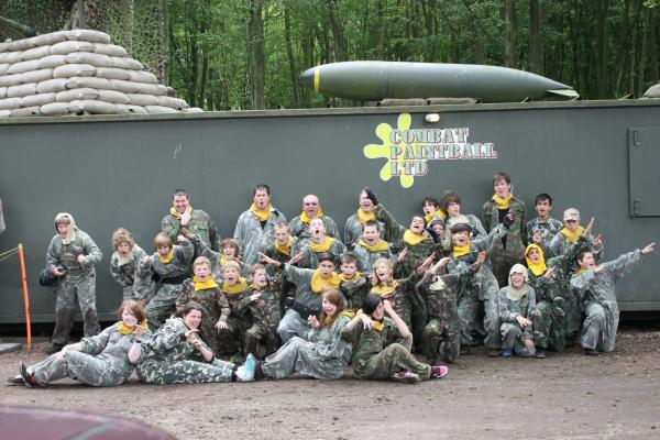 Why Paintballing Is Great For All Occasions