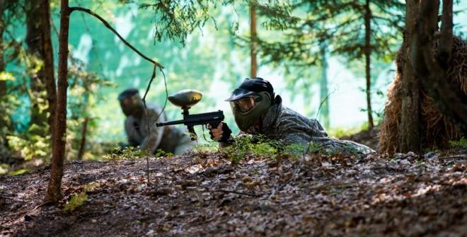 The Top Five Paintball Venues In The World