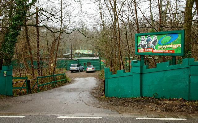 Top Ten Paintball Sites in England