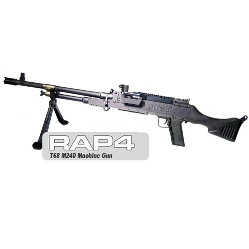t68 m240 machine paintball gun