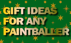 Christmas gift ideas for every paintballer